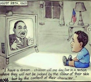 mlk cartoon