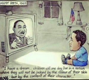mlk cartoon