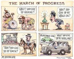 March-of-Progress