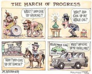 March-of-Progress